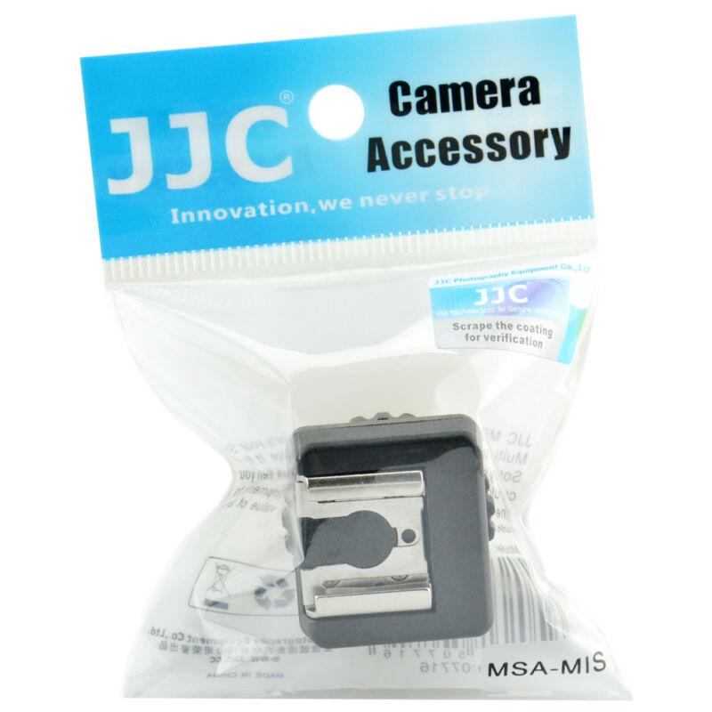 JJC Sony Multi Interface Shoe MIS to Universal Shoe Adapter HDR-PJ610E HDR-CX900