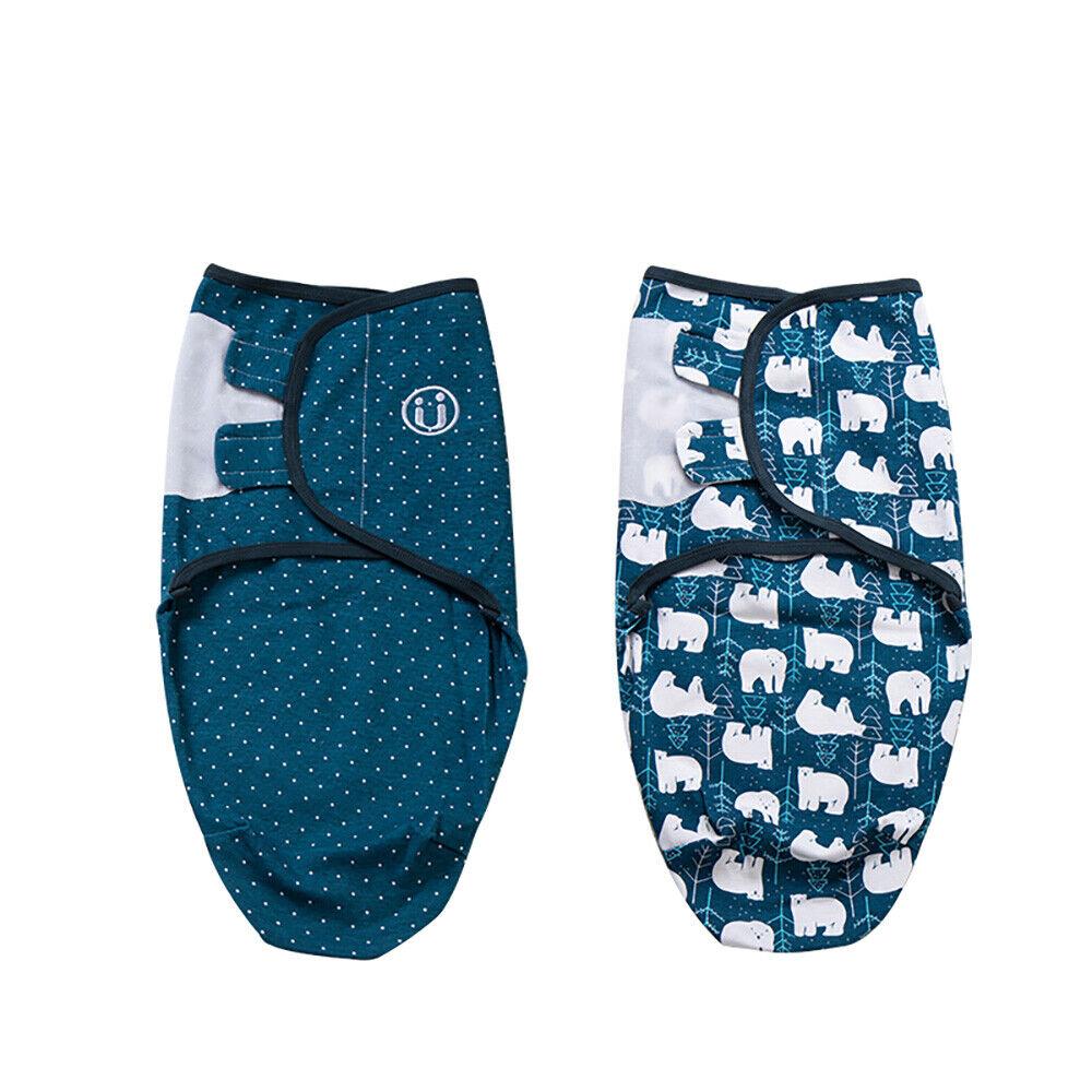Newborn Baby Swaddle Blanket Swaddle Sack Transition Bag, Sm