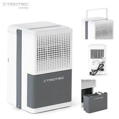 TROTEC Luftentfeuchter TTK 25 E Raumentfeuchter Bautrockner Entfeuchter bis 10
