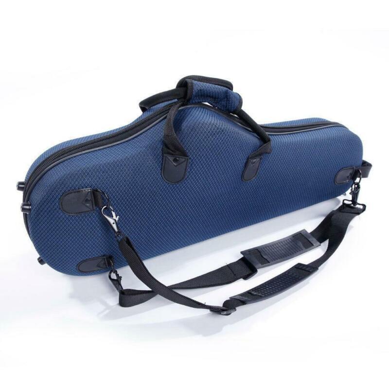 New Protable Durable Cloth Alto Saxophone Sax Case Blue Color