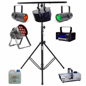 Party/DJ Lighting and visual equipment Hire Henley Beach Charles Sturt Area Preview