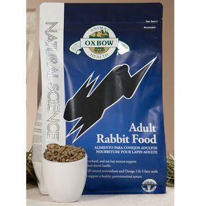 Oxbow Natural Science Rabbit Food