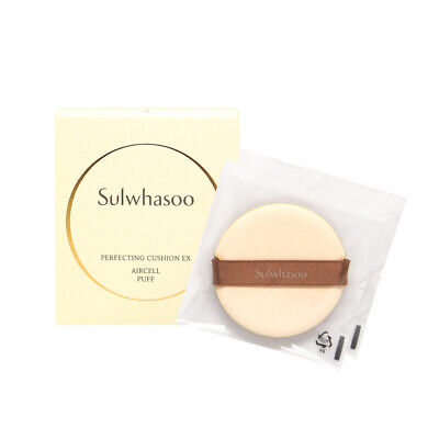 Sulwhasoo Air Cell Puff 2pcs for Perfecting Cushion EX SING-SING-GIRL