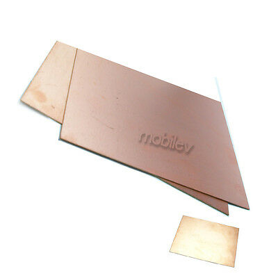 1 Copper Clad Laminate Circuit Boards Fr4 Pcb Double Side 200mmx300mm 20cmx30cm