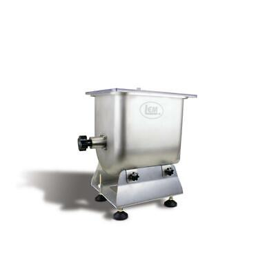 Big Bite Stainless Steel Fixed Position Meat Stand Mixer 50 Lbs. For Big Bite