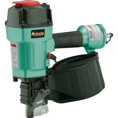 Grizzly H8231 1-34-2-34 15 Degree Coil Nailer