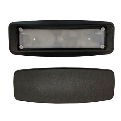 New Arm Pad Cap Armrest Replacement For Steelcase Leap V2 Office Chair Black