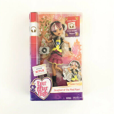 Ever After High Melody Piper Doll NIB