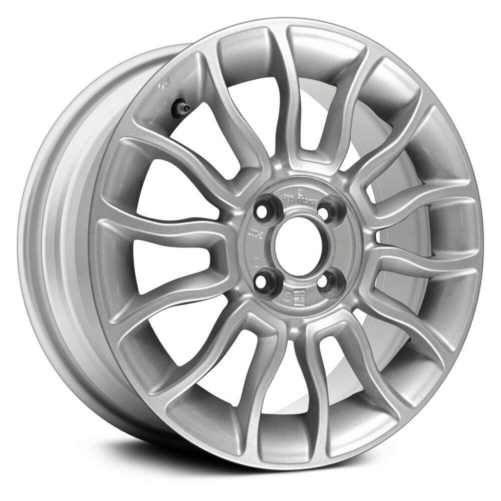Genuine Factory Oem 2012 Fiat 500 C Pop L4 1