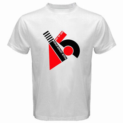 New Generation X Your Generation Punk Rock Band Mens White T Shirt Size S 3Xl