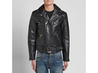 Wanted: Nudie Ziggy Leather Jacket. Size Medium