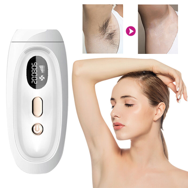 Laser Ipl Permanent Hair Removal Machine Face Body Skin Painless