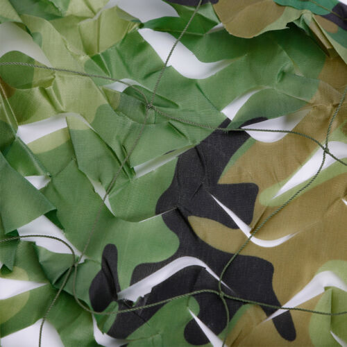 8x8M Camouflage Tactical Camo Net Camping Netting Military