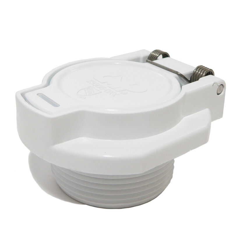 Vacuum Safety Lock for Suction Side Pool Cleaners W400BWHP GW9530 White