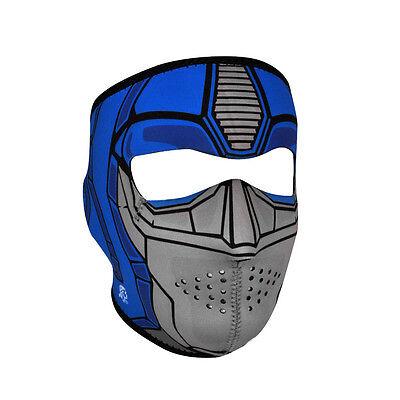 Transformers Neoprene Ski Mask Full Motorcycle Biker Optimus Prime Face Mask NEW