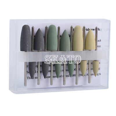 Used For Low-speed Dental Resin Base Hidden Denture Polishing Kits Hp0412