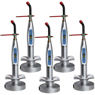 2017 Wireless Dental Led Cure Lamp Cordless 10w 2000mw Curing Light Lamp Tools