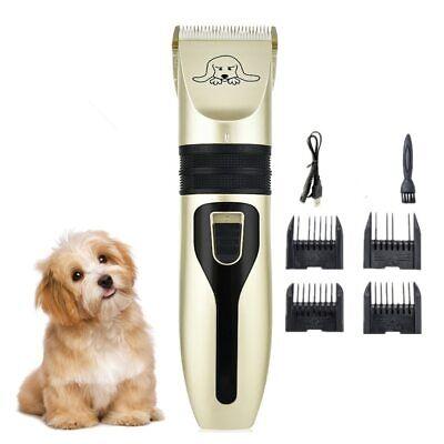 Esquiladora Rasuradora Eléctrico Profesional Para Cabello Perro Tosa Gato Animal
