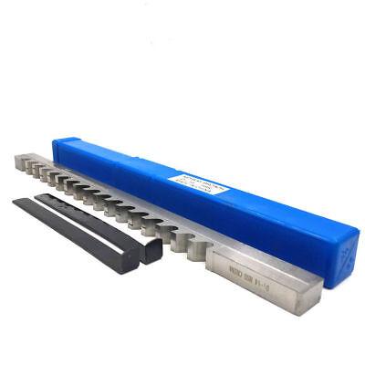 Hss Keyway Broach 14mm D Push Type Metric Size Cnc Metalworking Tool T
