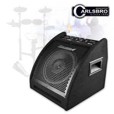 "Carlsbro EDA 30 Electronic Drum Monitor Speaker Amplifier 30 Watt 10"" Aux-In EQ"