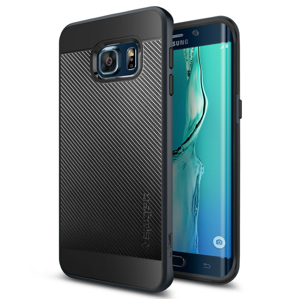 Hybrid Hard Bumper Soft Back Case Cover For Samsung Galaxy S6 edge Plus & Note 5