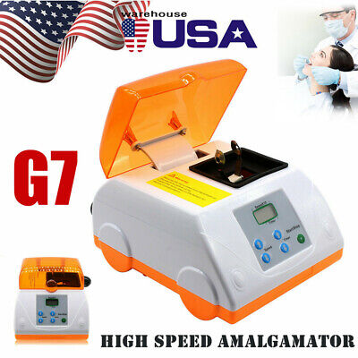 110v 20w Time And Speed Adjustable Security Guard Design Digital Lcd Amalgamator
