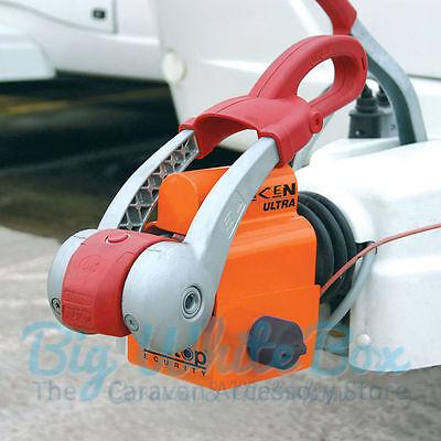 Caravan Hitch Lock – Al-ko – Saracen Fullstop Security Insurance Approved Alko