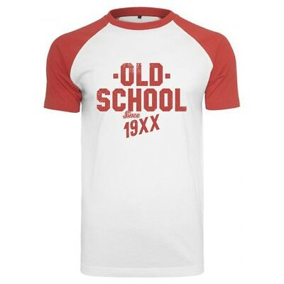 Old School Since 19XX Statement Urban Street Style Vintage Rap Hip Hop Raglan  - Vintage Hip Hop