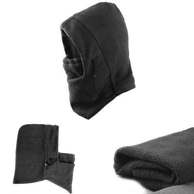 8f7f1049818 Thermal Fleece Cycling Mask 6 in 1 Balaclava Hood Police SWAT Ski Windproof  Mask