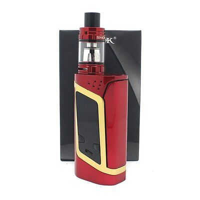 Authentic Smok Alien 220w starter kit with TFV8 Baby Beast - GOLD / RED