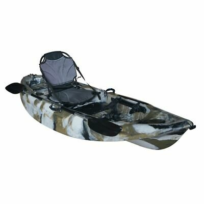 Cambridge Kayaks BARRACUDA CAMUFLAJE DEL DESIERTO KAYAK DE PESCA