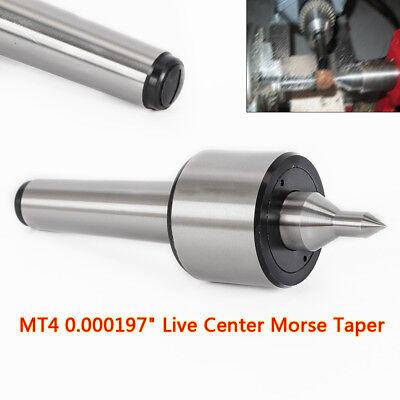 4mt 0.000197 Cnc Precision Long Spindle Lathe Live Center Morse Taper Mt4 Hot
