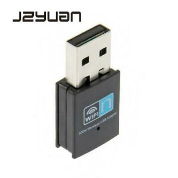 JZYuan 300 Mbps Wifi Adapter 2.4g USB Wifi Ontvanger Dongle