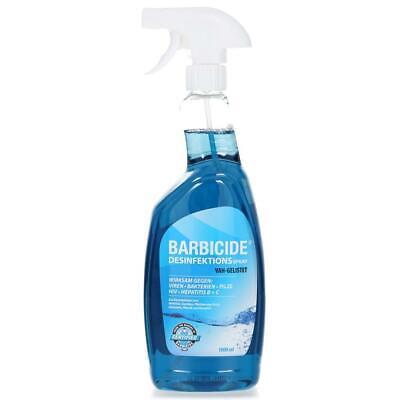 Barbicide Desinfektionsspray für Oberflächen Hygienespray Desinfektionsmittel 1L