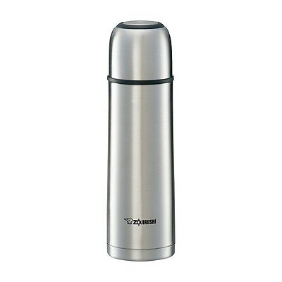 Zojirushi Stainless Bottle Thermos Bottle Cup Type 0.50L Silver SV-GR50-XA