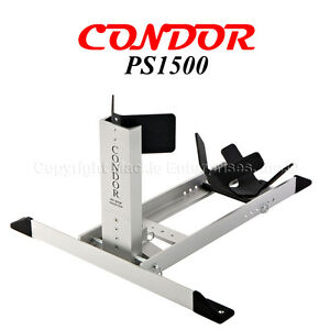 CONDOR-Model-PS1500-Motorcycle-Wheel-Chock-Floor-Stand