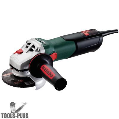 Metabo 600371420 4-12 Angle Grinder W Quick Wheel Change System New