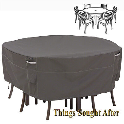 COVER for LARGE ROUND PATIO TABLE & ...