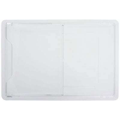 Cambro Clear Plastic Sliding Cold Food Storage Box Cover - 26
