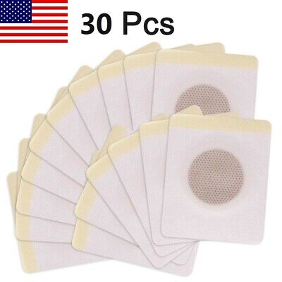 30X Magnetic Slim Slimming Patch Diet Weight Loss Detox Adhesive Pads Burn Fat
