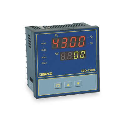 Temp Controllerprog90-264vrelay2a Tec55011