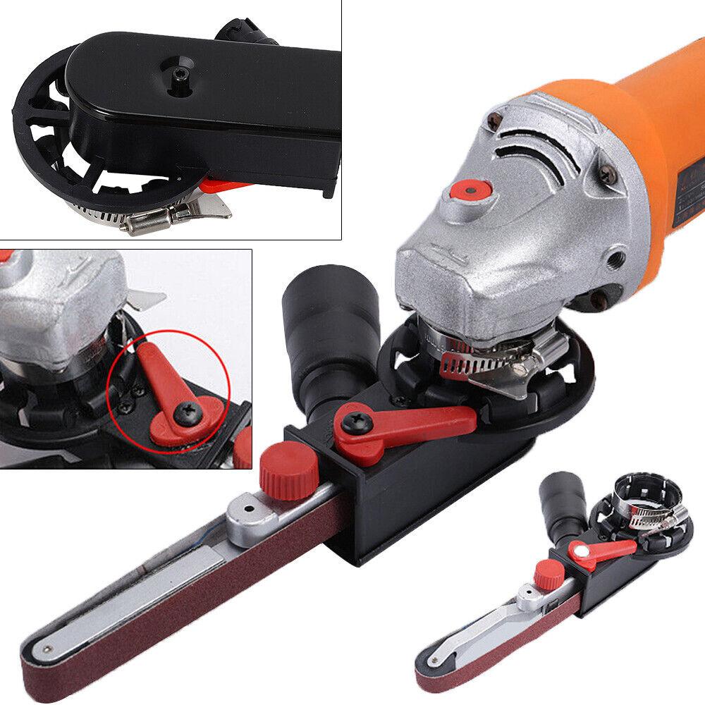 M10 Elektrofeile Schleifband Bandschleifer Schleifmaschinen für  Winkelschleifer