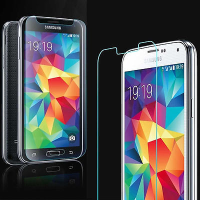 100 x Ultra Slim Steep Tempered Glass Paravent Paladin for Samsung Galaxy S5