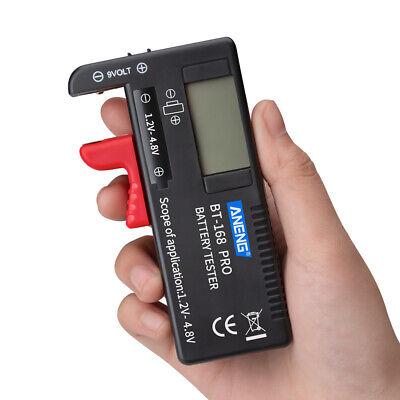 ANENG BT-168 PRO Battery Tester Digital-display Type Tester Battery Checker P3E2