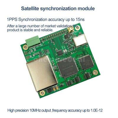 Gps Disciplined Clock Gps Disciplined Oscillator Ntp Module Irig-b Code Dl45