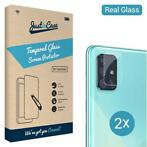 Just in Case Tempered Glass Samsung Galaxy A71 Camera Lens -