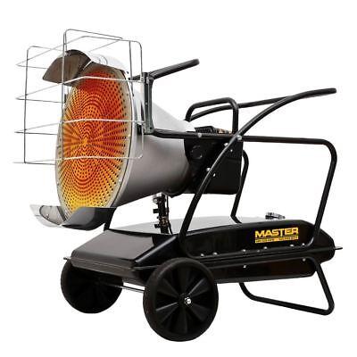 Master Mh-125-ofr-a Silentdrive Radiant Heater 125000 Btu Kerosenediesel