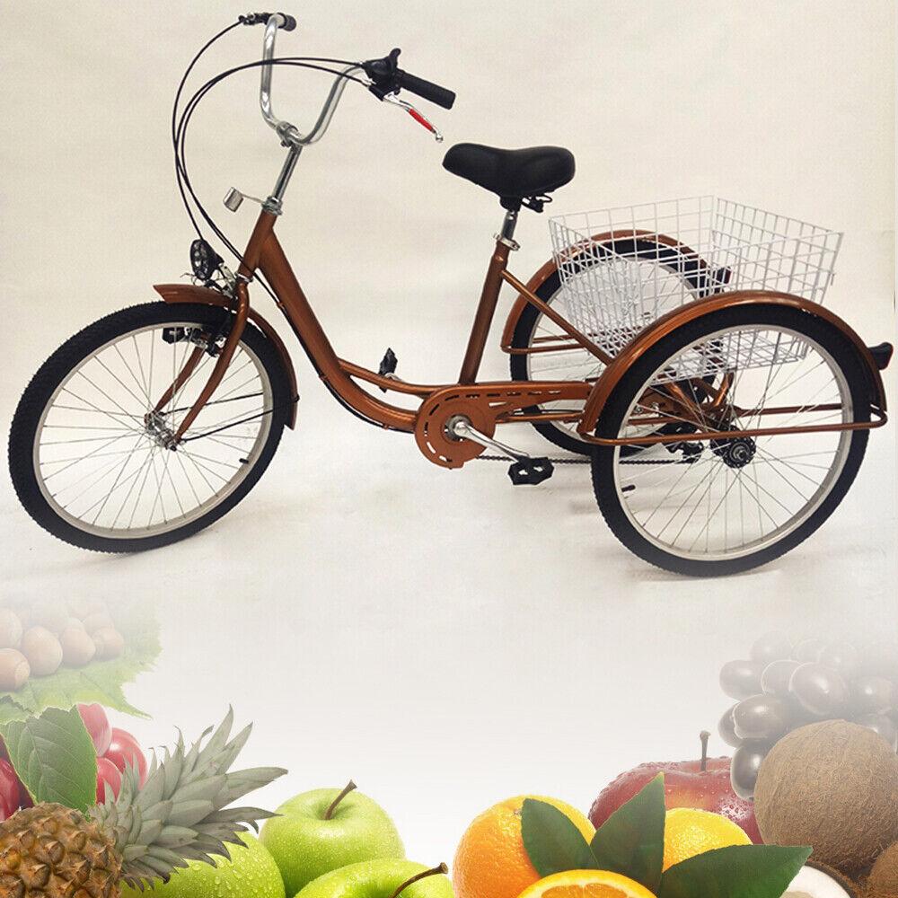 Bicicletta A Tre Ruote Per Adulti