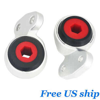 Heavy Duty Polyurethane Control Arm Bushing Kit for BMW E46 323 325 328 330 Z4