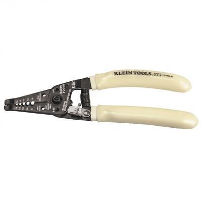 Klein Tools 11054glw Hi-viz Wire Strippercutter - Pack Of 1